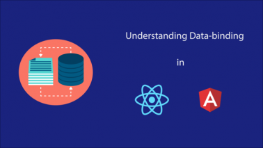 Understanding Data-binding in React and Angular