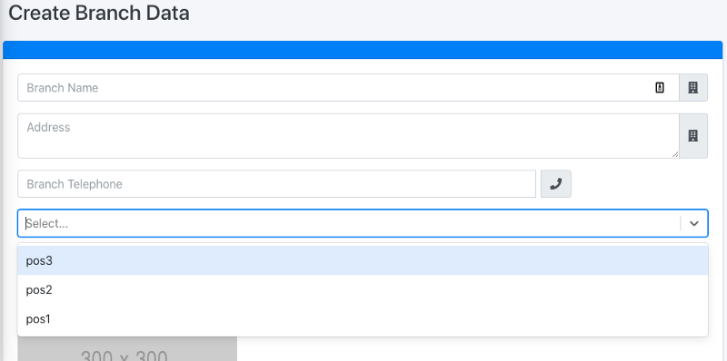 Dropdown from database