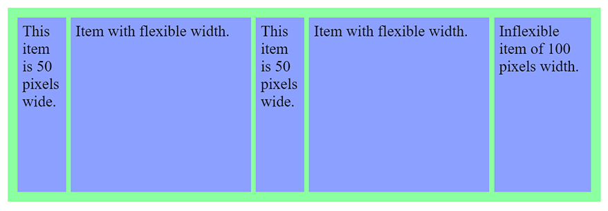 Grid repeat example