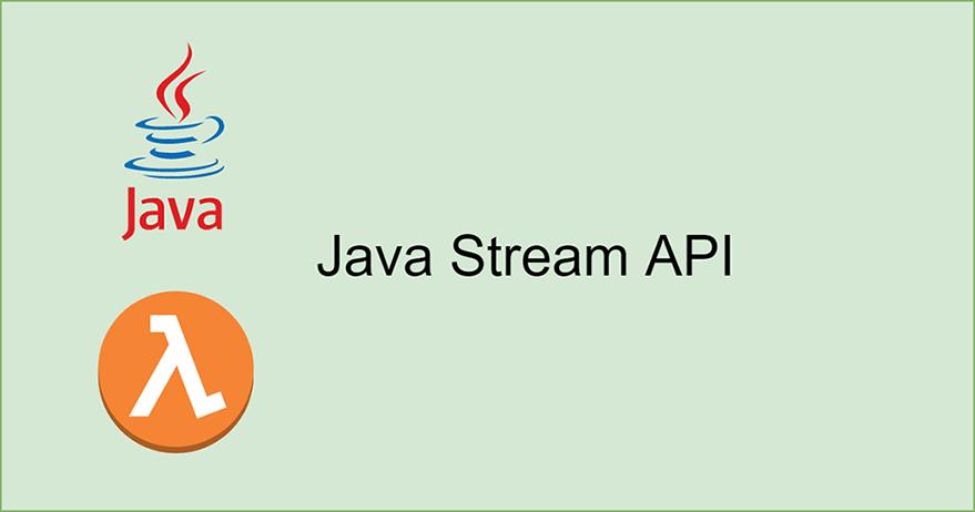 Java Stream API