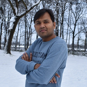Author Vinod Satapara