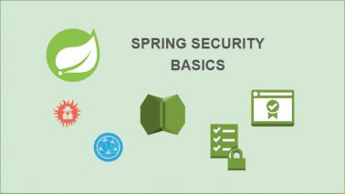 Spring Security Basics