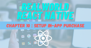 Build Real-World React Native App #10 : Setup in-App Purchase in iOS
