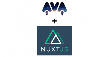 Writing end-to-end tests for Nuxt Apps using jsdom and AVA