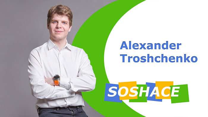 Interview with Alexander Troshchenko