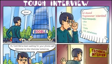 Tough Interview