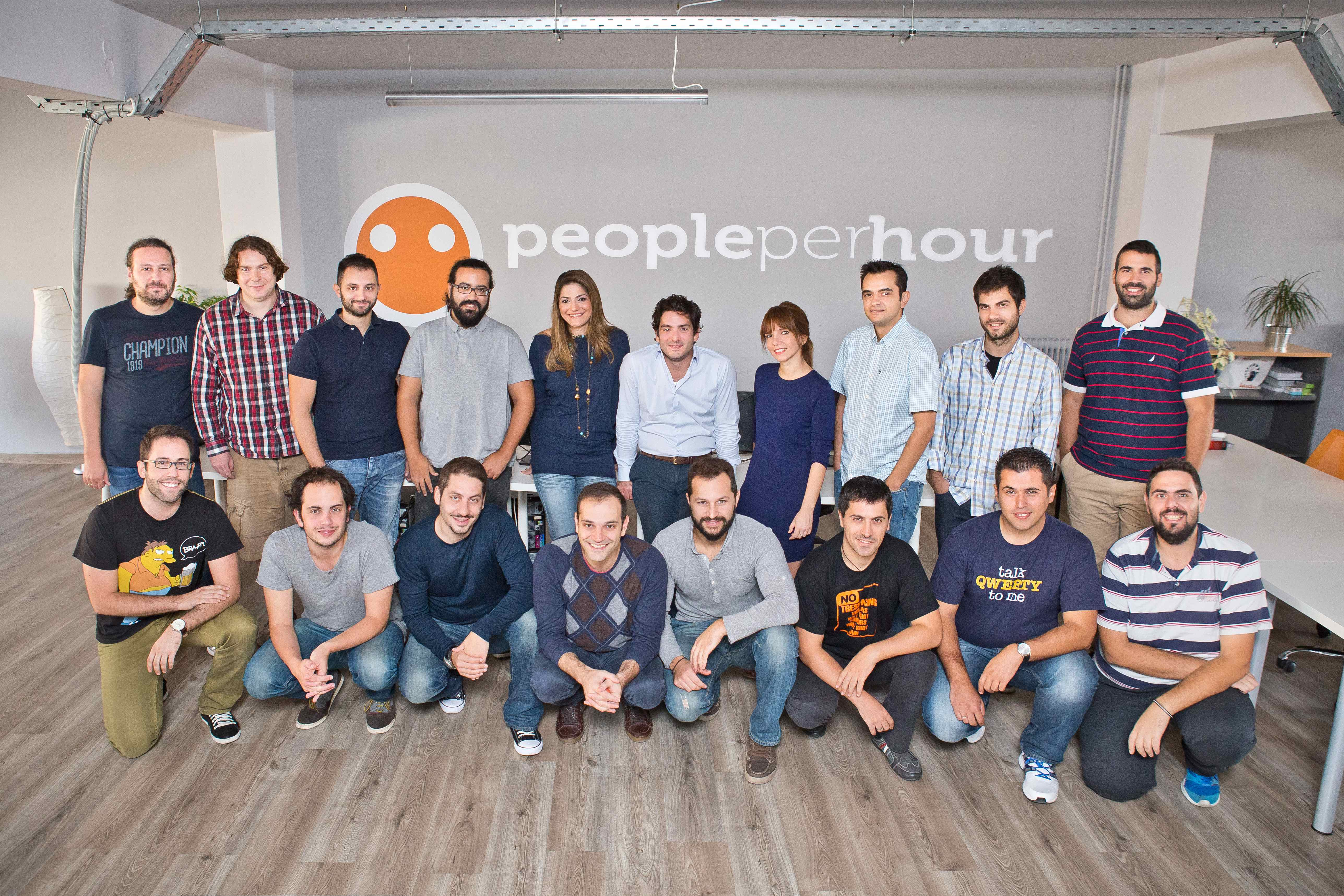 """""""People Per Hour"""" team"""
