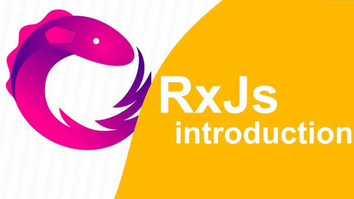 RxJS Introduction