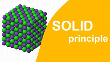 Programming Patterns. SOLID principle