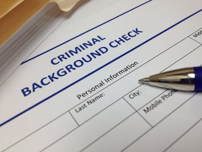 Fortune 500 criminal background check, reference check and drug tests