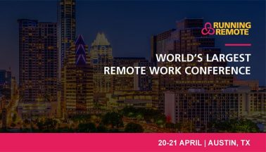Soshace became a media partner of Running Remote Conference 2020
