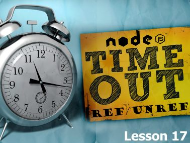 17. Node.js Lessons. Timers, Differences from Browser, ref and ref